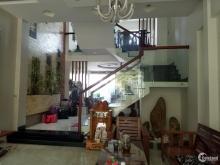 Cho thuê nhà 4 tầng có sân thượng đường Man Thiện, Hải Châu, full NT