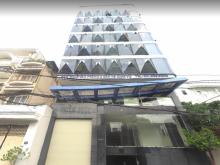 Cho thuê tòa nhà văn phòng và CHDV mặt tiền Nguyễn Biểu, Q.5,  9x25m, Trệt 7 lầu