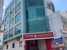 Cho thuê hoặc bán Tòa nhà VP góc 2MT Cộng Hòa-Tân Bình Hầm 5 Lầu