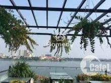 Cho thuê nhà mặt phố Xuân Diệu 76m2 x4 tầng vị trí cực đẹp