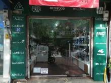 Sang nhượng cửa hàng Mỹ Phẩm tại phố Nguyễn Phong Sắc đang kinh doanh giá 80 tri