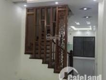 cho thuê nhà Nguyễn Ngọc Vũ, cầu giấy, 55m x4 tầng, 18tr/th