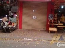 Cho thuê cửa hàng mặt phố :120 giảng võ , gần ngã 5 cát linh