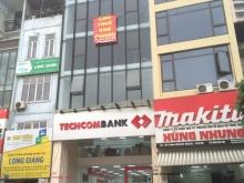 Cần Cho thuê gấp văn phòng 130m mặt tiền 7m phố Trường Chinh Phương Mai giá rẻ