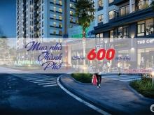 Sở hữu ngay  căn hộ 2PN 2WC ở thành phố chỉ với 600tr