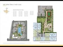Bán căn hộ văn phòng 24/24 Sunrise Reverside - Novaland 35m2 giá chỉ từ 1,5 tỷ