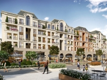 Mở bán shophouse, sky villas duplex Swan Bay Zone 6, đảo Đại Phước 0909350622