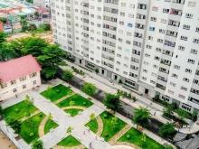 Bán căn hộ rẽ nhất Hà Đô Rieverside, quận 12, dt 56m, căn góc, view TP , giá 1,5