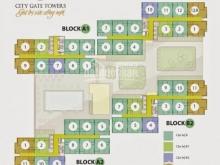 Bán căn hộ city gate towers quận 8 giá rẻ ĐT: 0965911733