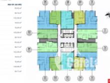 Bán căn 3 góc, 3PN chung cư GoldSeason 47 Nguyễn Tuân CH 109m2. Giá 2.4 tỷ