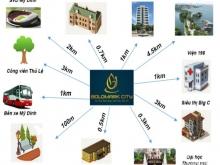 [Goldmark city] Căn hộ 2PN, nguyên bản chủ đầu tư, bao toàn bộ phí.