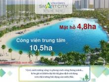 Sở Hữu Căn Hộ 2 Ngủ tại VINHOMES SMART CITY Chỉ với 10% tương đương 250 triệu.