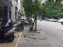 Bán nhà mặt phố kinh doanh số 68 Trương Công Giai 32m sổ đỏ, giá 8.6 tỷ