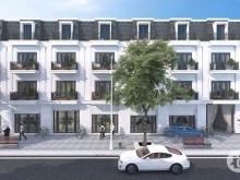 Nhà 4 tầng kiểu Pháp ven sông Lạch Tray gần siêu thị Aeonmall