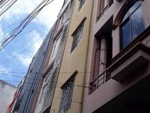 Bán nhà trên Đường Thành Thái 54m2, 5 lầu, 3x18 Quận 10