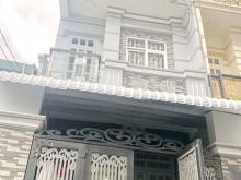 Bán nhà  đẹp 2 mặt tiền hẻm NB đường số 84 Cao Lỗ Phường 4 Quận 8, DT: 4x16m - G