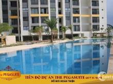 Cần bán nhanh căn hộ giá tốt 2PN 2WC 68m2 The Pegasuite quận 8, view thoáng mát