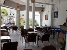 Nhà góc 2 mặt tiền kinh doanh Cà Phê 1 trệt 3 lầu, trong khu Đô Thị Nam Khang.