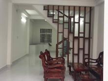 Nhà 1 trệt 1 lầu Ngõ Hẽm,DT 72,5m2, Giá 1Tỷ350 Triệu,SHR,Nguyễn Tư Gian