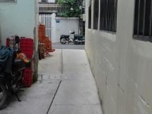 Cần bán gấp nhà hẻm Bình Giã, p13, Tân Bình DT:3,95x10m, dtcn 43m2