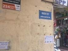 Bán nhà ngõ 72 Nguyễn Trãi ngay sau Royal City