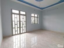 Bán nhà 1 trệt 1 lầu nhà mới 4x10 sổ hồng riêng chỉ 720tr/căn