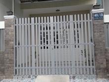 Cần bán gấp nhà trệt mới đẹp Tân Xuân Hóc Môn