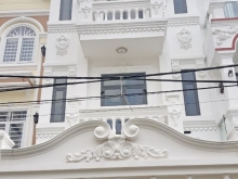 Bán nhà 4 lầu hẻm xe hơi  Đào Tông Nguyên Nhà Bè (Kho C).