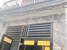 Bán nhà 1 lầu mới hẻm 1041 Trần Xuân Soạn quận 7.
