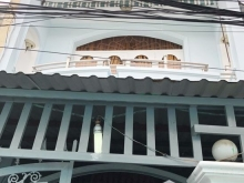 Bán gấp nhà 1 lầu đẹp hẻm 1247 Huỳnh Tấn Phát, P. Phú Thuận, Quận 7
