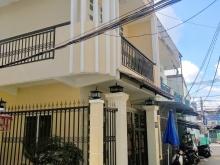 Bán nhà mới 1 lầu góc 2 mặt tiền hẻm xe hơi 34 Nguyễn Duy phường 9 Quận 8