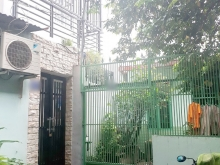 Bán nhà 1 lầu Quận 8 hẻm 232 đường Hưng Phú Phường 8, DT: 52m2 - Giá: 3.6 Tỷ