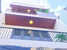 Bán nhà đẹp 3 lầu hẻm 157 đường Dương Bá Trạc Phường 1 Quận 8