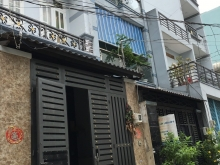 Bán nhà hẻm ô tô quay đầu, Mã Lò, Bình Tân, DT 60m2, 4 tầng kiên cố, 4.7 tỷ.