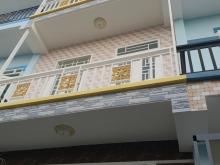 Nhà bán gần ngã tư Gò Mây 70m2 2 tấm KCN Vĩnh Lộc
