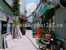 Bán nhà cấp 4 Dương Quảng Hàm, P.5, Q.Gò Vấp