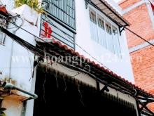 Đi định cư bên pháp gửi bán Nguyễn Thượng Hiền, P.1, Gò Vấp, DT 4x10m