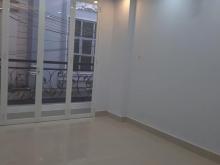Xe hơi đậu cửa nhà mới dt 40m2, 3 lầu 3pn Đào Duy Anh, Phú Nhuận.