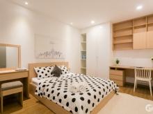 Căn hộ 80m2, 2PN 2WC full nội thất tại Gold View, Q4 cho thuê giá 17 triệu/tháng