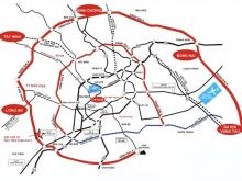 Dự Án ASAKA RIVER thành phố của tương lai, bến lức, long an