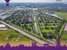 Biệt thự mặt đường Tây Thăng Long  chỉ cần 1.7 tỷ, ngân hàng hỗ trợ 70% với ls 0