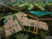mở bán chính thức Dự án khu đô thị sân golf
