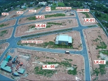 dự án Eco Town Long Thành full thổ cư , sổ hồng riêng từng nền
