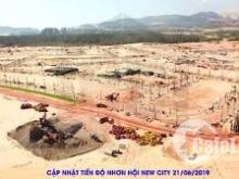 Thanh Toán 450 triệu , sở hữu đất mặt biển Quy Nhơn. 18 triệu / m2 sổ đỏ lâu dài