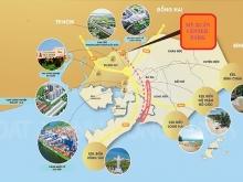 Đât Phú Mỹ, dự kiến rẽ nhất hiện nay