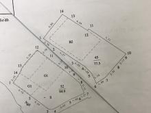 Cần bán gấp 2 lô đất liền kề phố Đào Tấn, Phan Kế Bính, Đường Bưởi