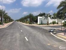 Bán đất dự án ,sổ hồng riêng 5m x 20m,tỉnh lộ 824 mặt tiền giá 590tr hổ trợ ngân