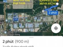 """BÁN ĐẤT XÂY TRỌ hoặc ĐẦU TƯ THANH KHOẢNG CAO giá chỉ 2tr/m² ngay """"KCN LỚN""""."""