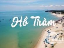 Bán gấp lô đất Hồ Tràm, mặt tiền đường Ven Biển, sổ riêng, giá đầu tư.