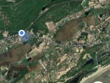 Bán đất dự án mặt tiền đường Ven Biển, Hồ Tràm cạnh sân bay Lộc An, giá đầu tư.